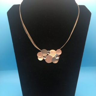 Pink Ashley Necklace